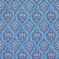 Marguerite Fabric - Indigo / Blue