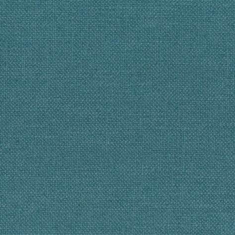 Nina Campbell Poquelin Fabrics Colette Fabric - Teal - NCF4312-09 - Image 1