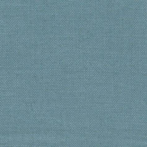 Nina Campbell Poquelin Fabrics Colette Fabric - China Blue - NCF4312-12
