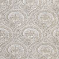 Les Indiennes Fabric - Grey