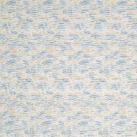 Arles Fabric - Blue / Yellow