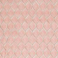 Bonnelles Fabric - Coral