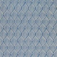 Bonnelles Fabric - Blue