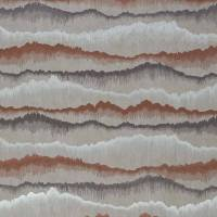 Pyrenees Fabric - Copper