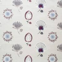 Blooma Fabric - Damson