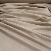 Faux Suede 225 Fabric - Cream