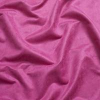 Faux Suede 225 Fabric - Hot Pink