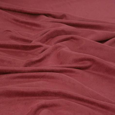Ambassador Textiles Faux Suede Fabrics Faux Suede 225 Fabric - Maroon - 0227MAR