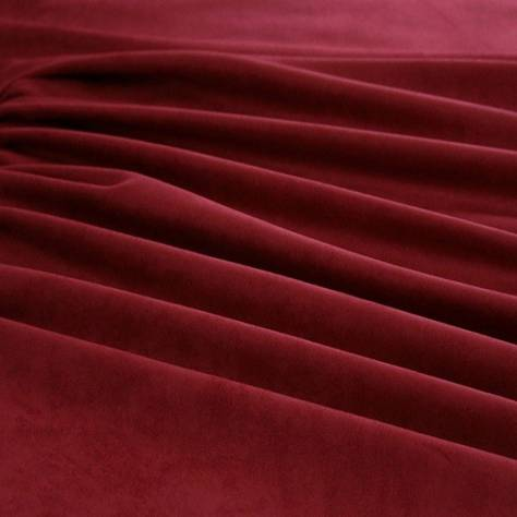 Ambassador Textiles Faux Suede Fabrics Faux Suede 225 Fabric - Red - 0227RED