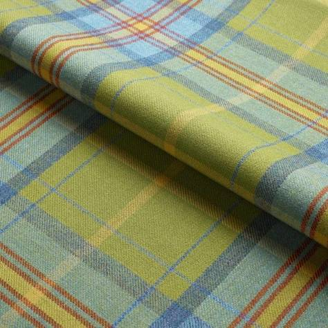 Ambassador Textiles The Glen Mor Fabric Collection Dalmore Fabric - Multi - 0125GMDA