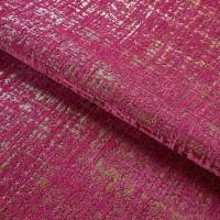 Zultan Semi-Plain Fabric - Fuchsia