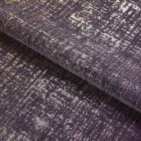 Zultan Semi-Plain Fabric - Graphite