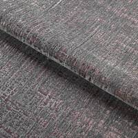 Zultan Semi-Plain Fabric - Smoke