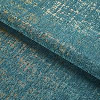 Zultan Semi-Plain Fabric - Teal