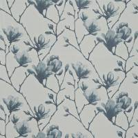 Lotus Fabric - Topaz/Ivory