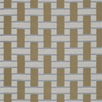 Saki Fabric - Topaz/Brass