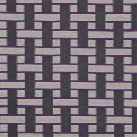 Saki Fabric - Magenta/Grape