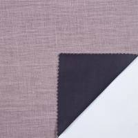 Mika Fabric - Eggplant/Heather