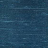 Romanie Plains ll Fabric - Denim