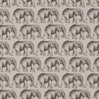 Savanna Fabric - Elephant