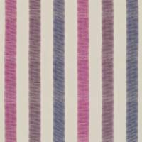 Tambo Fabric - Indigo/Loganberry/Flamingo