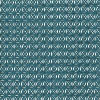 Ribbon Fabric - Teal
