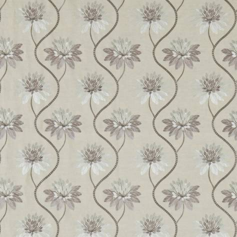 Harlequin Purity Fabrics Eloise Fabric - Silver Mink - 131542