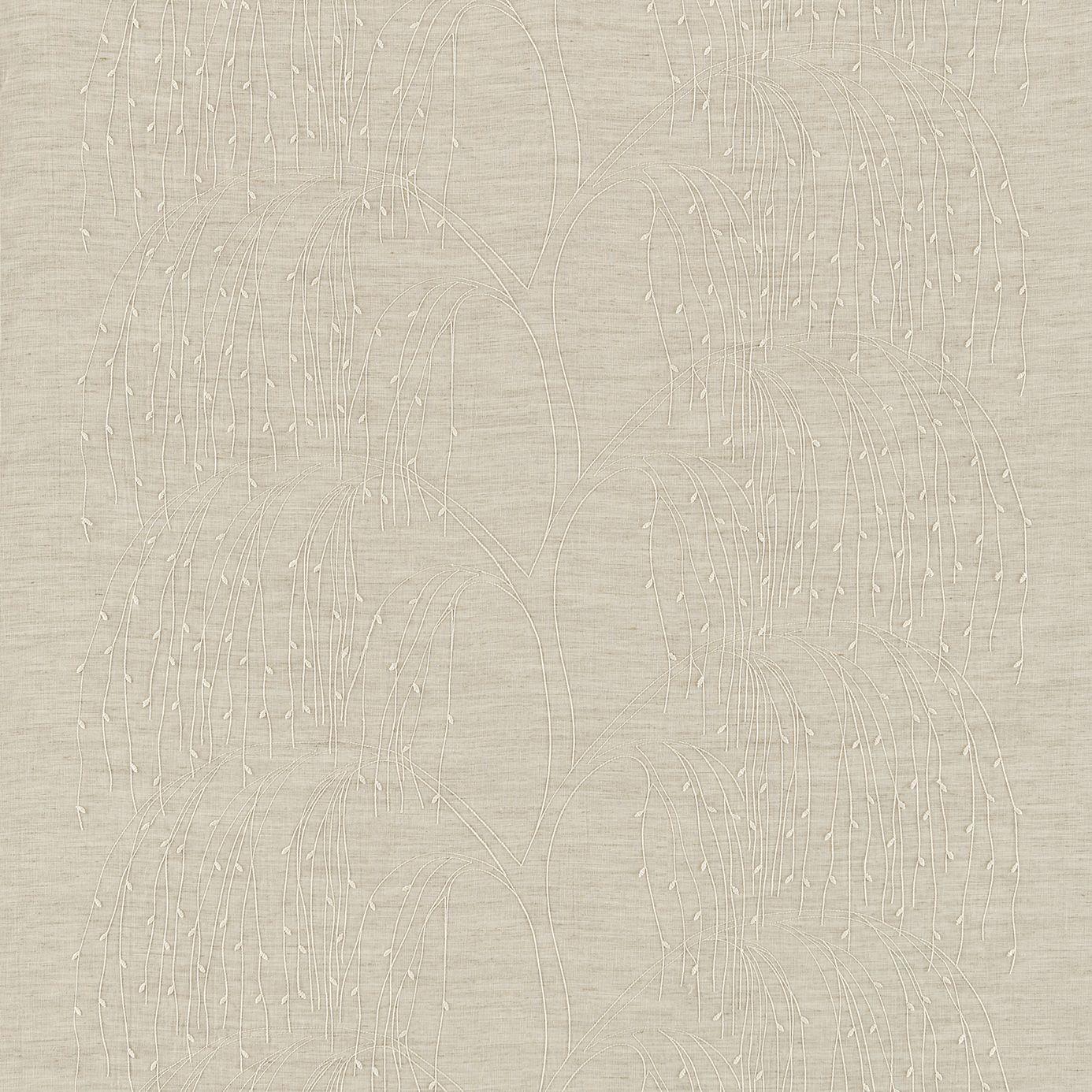 Harlequin Bakari Fabrics Willow Sheer Fabric   Off White/Coffee   2568.  Loading Zoom
