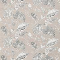 Amborella Silk Fabric - Pebble
