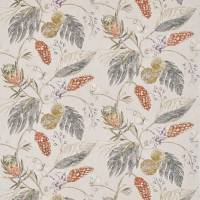 Amborella Fabric - Willow/Russet