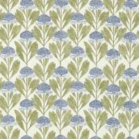 Protea Fabric - Harbour Grey/Linden