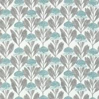 Protea Fabric - Seaglass/Willow