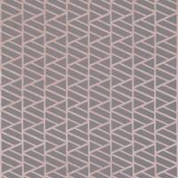 Alvar Fabric - Slate/Blush