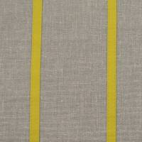 Lois Fabric - Graphite/Chartreuse