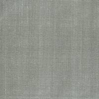Palmetto Silk Fabric - Steel