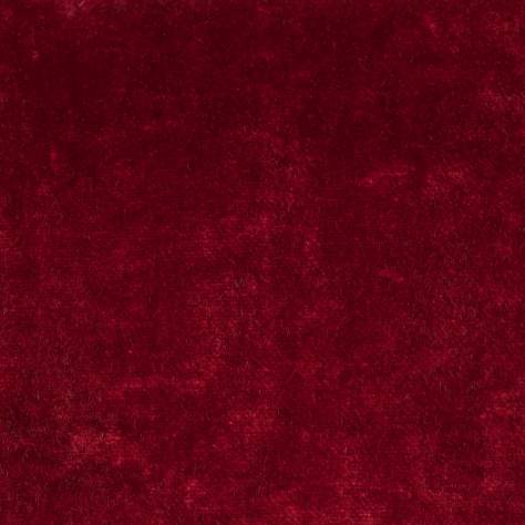Harlequin Boutique Velvets Fabrics Boutique Velvets Fabric - Cherry - 130024