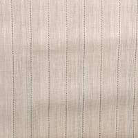 Purity Voiles Fabric - Flax/Ivory
