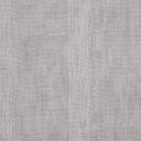 Purity Voiles Fabric - Ivory/Silver