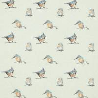 Persico Fabric - Blush/Slate/Sky