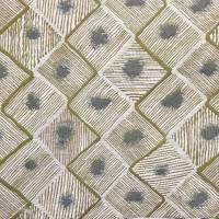 Coralite Fabric - Brass