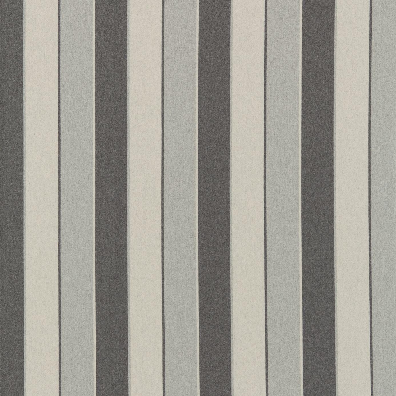 Roman Blinds In Remi Stripe Grey 130287 Harlequin