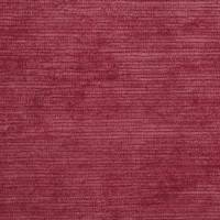 Tresillo Velvet Fabric - Pomegranate