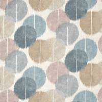Circulo Fabric - Denim/Nude/Sky