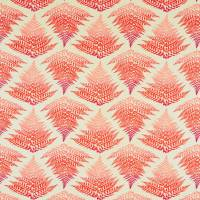 Filix Fabric - Fire/Watermelon