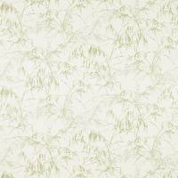 Meadow Grass Fabric - Gilver/Gossamer