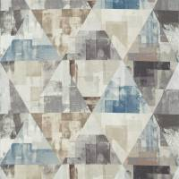 Geodesic Fabric - Kohl/Truffle/Moonstone