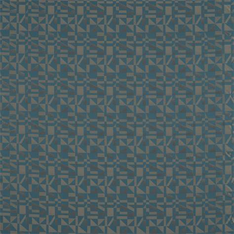 Harlequin Entity Fabrics Rotation Fabric - Kingfisher - 132529