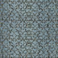 Baroc Fabric - Sappire/Steel