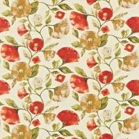 Lisanne Fabric - Gold/Spice