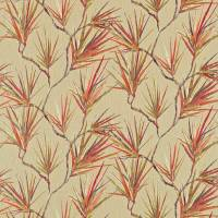 Calliope Fabric - Spice/Wine